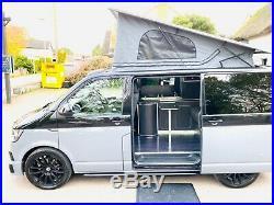 Vw transporter T6 camper van motor home