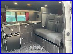 Vw transporter t6 camper